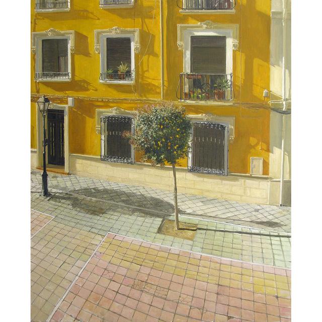 Félix de la Concha, 'Cuando el sol corre por mi calle', 2016, Artig Gallery