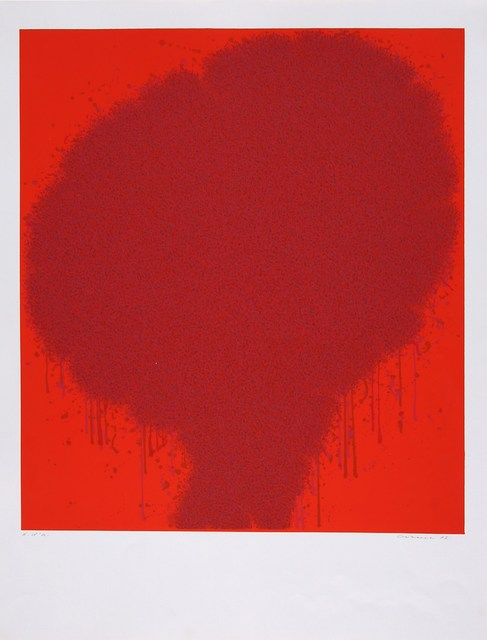 , 'Untitled Abstract Composition,' 1973, Cerbera Gallery