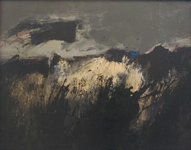 , 'Abstracto,' 1962, Galería de las Misiones
