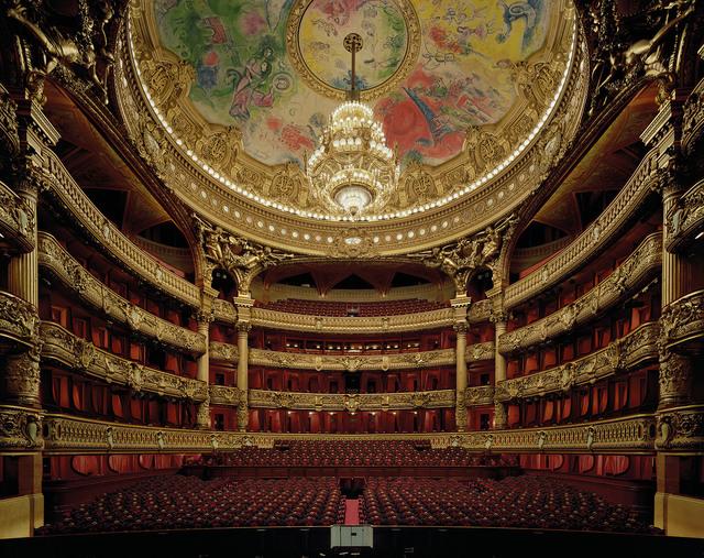 , 'Palais Garnier & Opera Book,' 2009, Damiani