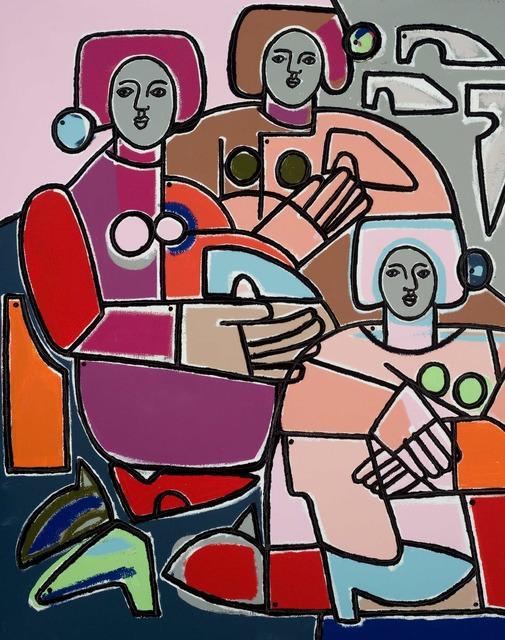 , 'Women & Shoes I,' , Joanne Artman Gallery