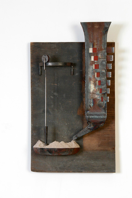 , 'Sublimation, Distillation,' 2007, the harts gallery