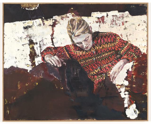 , 'Ruth,' 2013, Galerie Peter Kilchmann