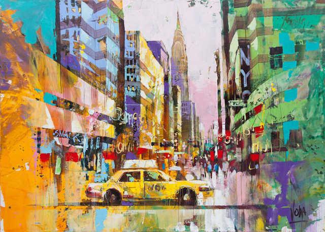 , '04 NYC,' 2019, ArtCatto