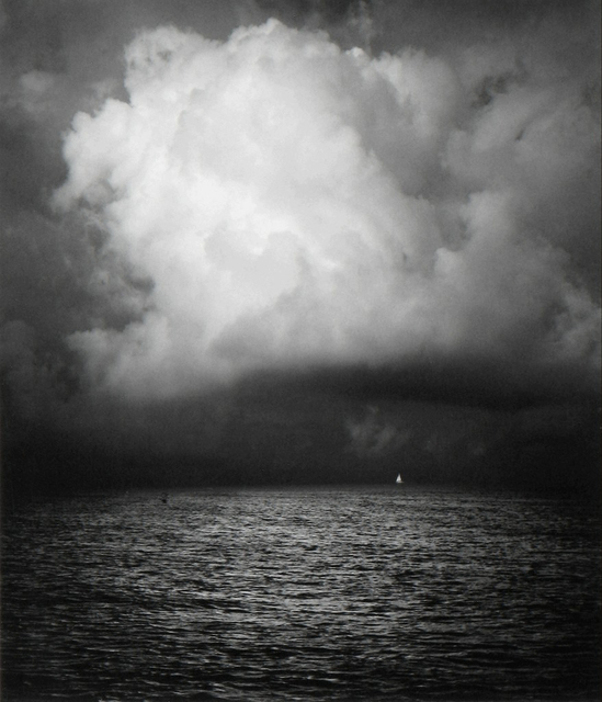 , 'The Balearic Sea, Spain,' 2014, Peter Fetterman Gallery