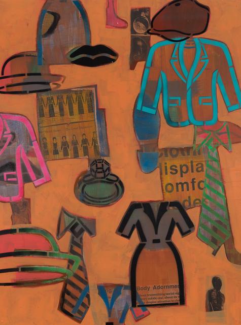 , 'Ispla Omfo,' 1995, ACA Galleries