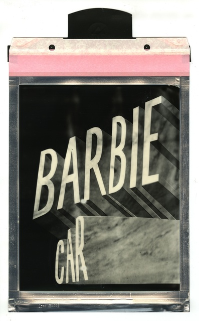 , 'Barbie Car,' 2016, Taymour Grahne Gallery