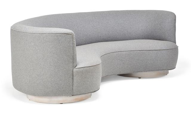 Surprising Vladimir Kagan Kagan Dreyfuss Inc Curved Sofa New York Caraccident5 Cool Chair Designs And Ideas Caraccident5Info