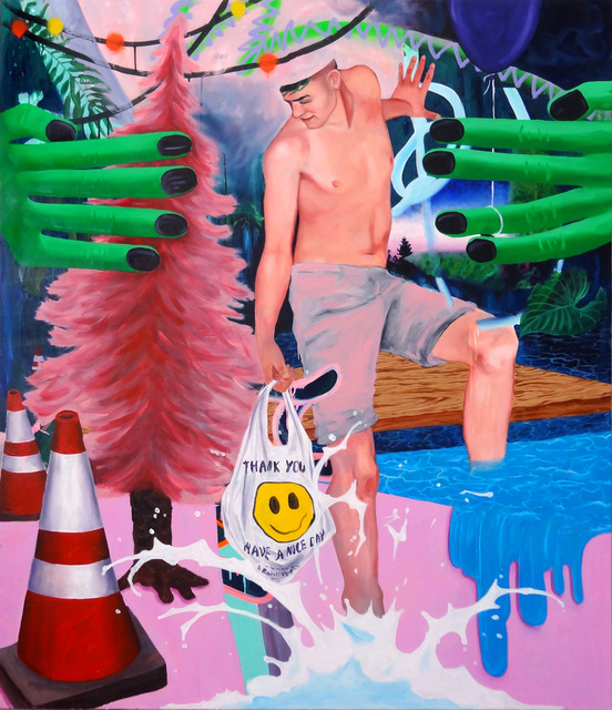 , 'Soft and Sticky,' 2014, Gallery Poulsen
