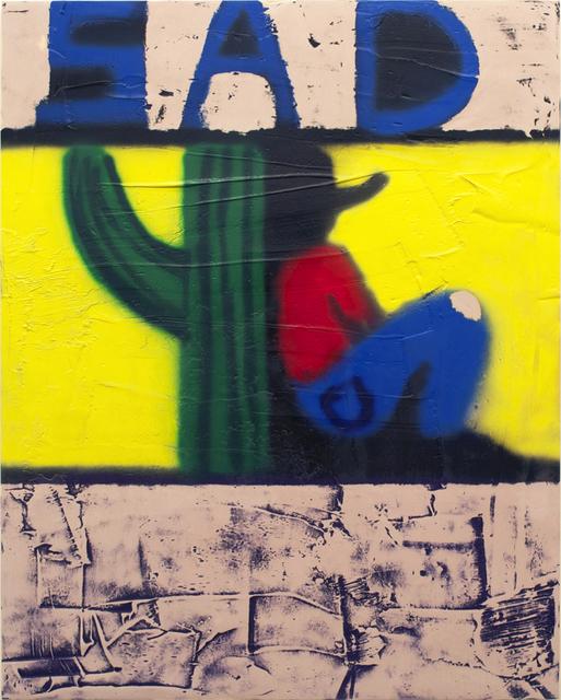 , 'XOCHIMILCOCOWBOY,' 2015, Johannes Vogt Gallery