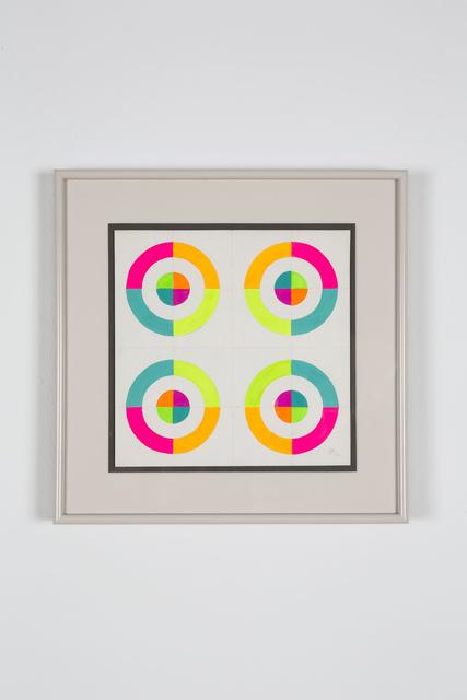 , 'Optical Shapes #6,' 1969, Salon 94