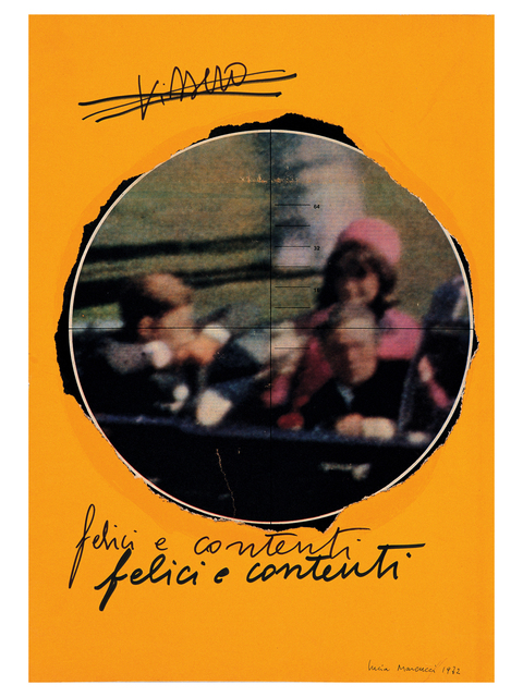 , 'Vissero,' 1972, Frittelli Arte Contemporanea