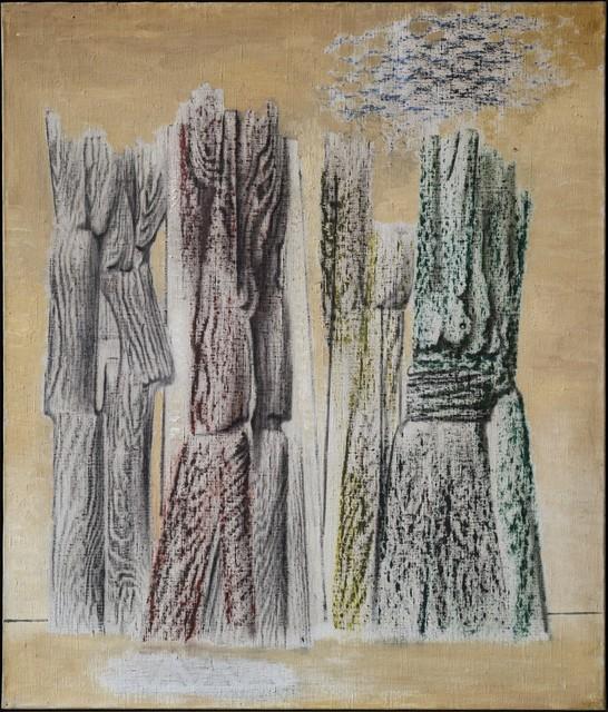 , 'La forêt,' 1925, Galerie Thomas