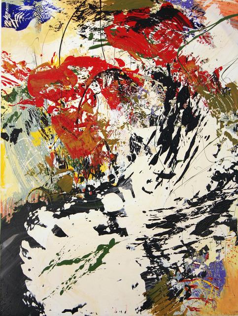 , 'October,' 2012, David Richard Gallery