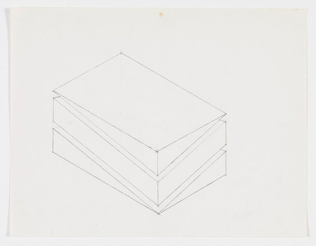 , 'Untitled,' 1968, Galerie Buchholz
