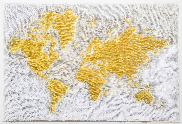 , 'The World Map,' , PANOVA Gallery
