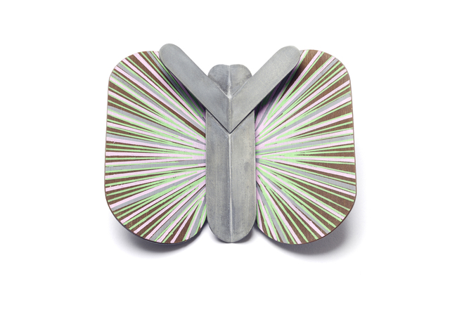 , 'Like a Butterfly, Brooch,' 2014, Sienna Patti Contemporary