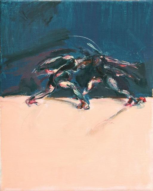 , 'Die Schatten sind länger als der Tag,' 2017, Galerie Kornfeld