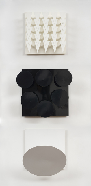 Lygia Pape, 'Amazoninos', 1989-1992, Sculpture, Metal plate and automotive paint, Bergamin & Gomide