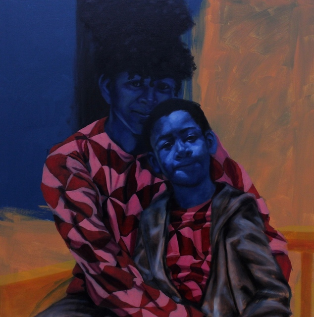 , 'Mother to Son (Keadra and Xavier),' 2018, Conduit Gallery