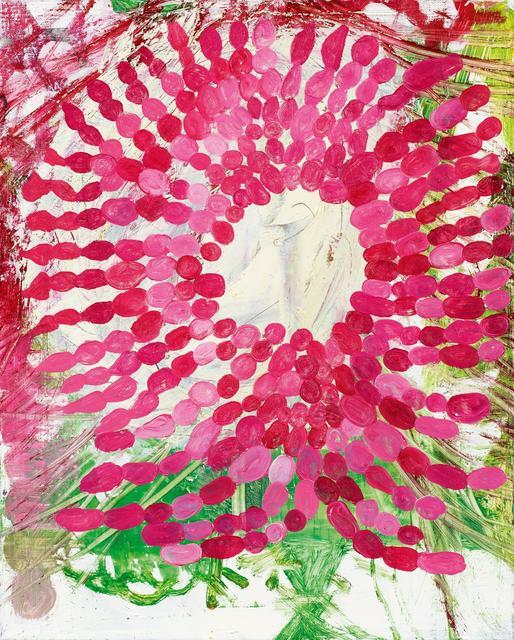 Olav Christopher Jenssen, 'Grenadine Painting: Nagano', 2011, Painting, Oil on canvas, Van Ham