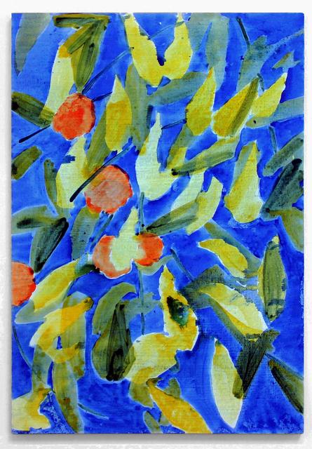 , 'Blue Leaves,' 2014, Supplement