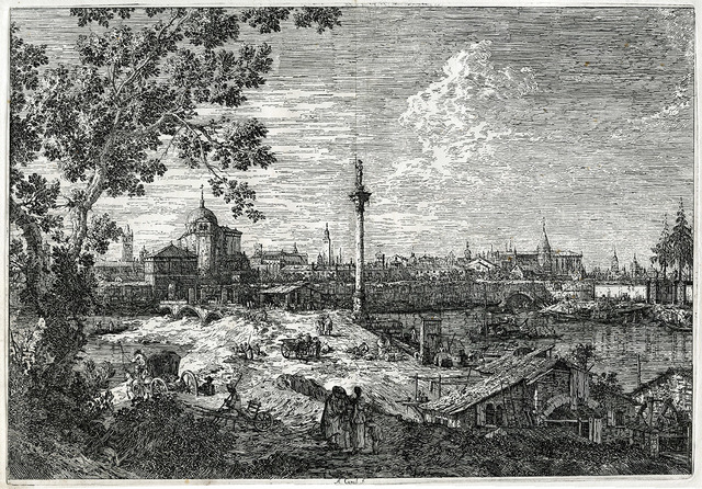 , 'Veduta fantasica di Padova.,' , August Laube Buch & Kunstantiquariat