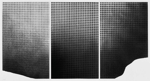 , 'Extremity II (triptych),' 2012, Sanat Initiative