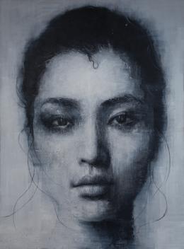 , 'Studio di donna I,' 2014, Accesso Galleria