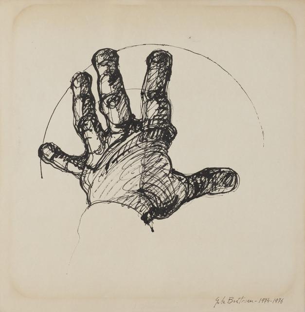 , 'Hand,' 1974-1976, Ivan Gallery