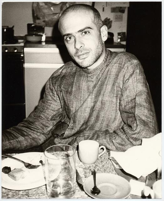 Andy Warhol, 'Francesco Clemente', 1984, Galerie Andrea Caratsch