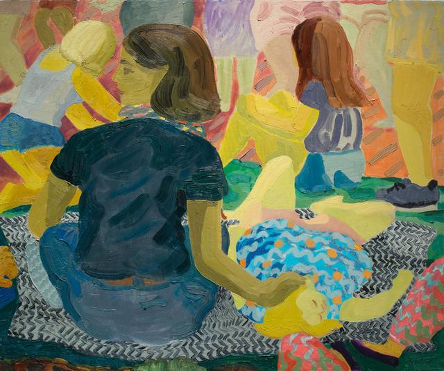 , 'Ketchum Alive,' 2015, Proto Gallery