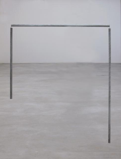 , 'H/B,' 2012, SpazioA