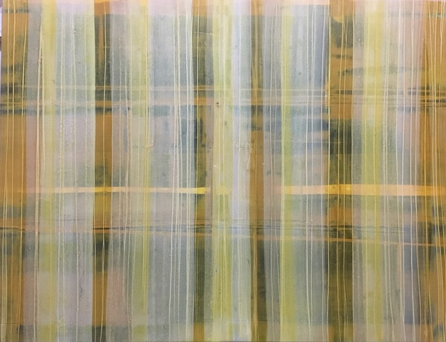 , 'Abstract contemporary artwork: Yellow by Anet Duncan,' 2019, PontArte