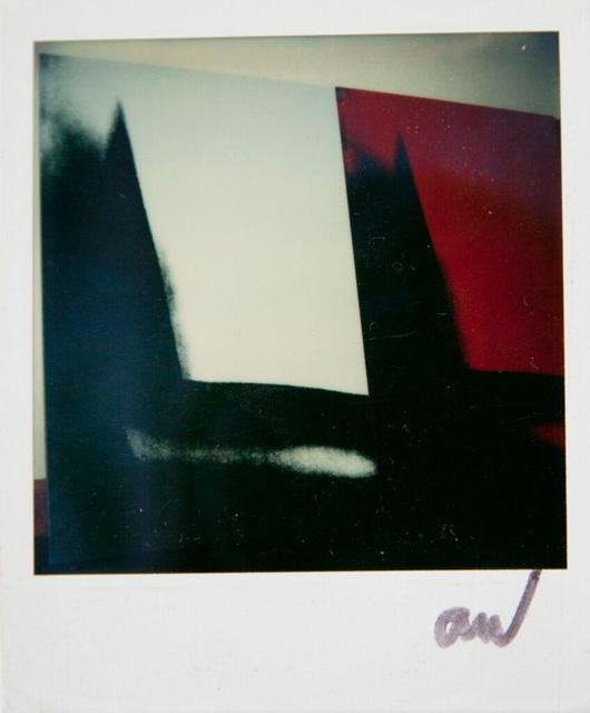 Andy Warhol, 'Black, Red, & White Abstract', 1978, Hedges Projects
