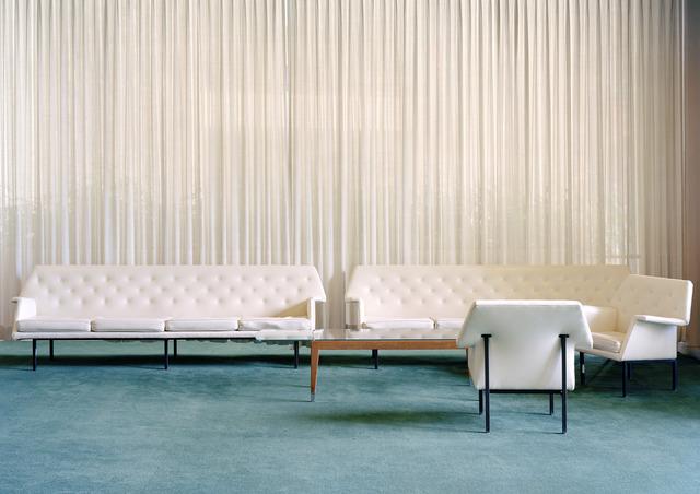 , 'The United Nations, New York, USA,' 2001, ElliottHalls