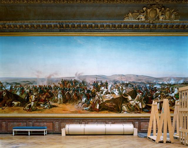 , 'Prise de la smalah d'Abd-el-Kader par le duc d'Aumale à Taguin by Horace Vernet, 1843 Salle de la Smalah, Salles de l'Afrique, Aile du Nord – 1er étage,' 2008, CAMERA WORK