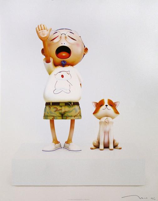 , 'Pom & Me,' 2009-2010, Nohra Haime Gallery