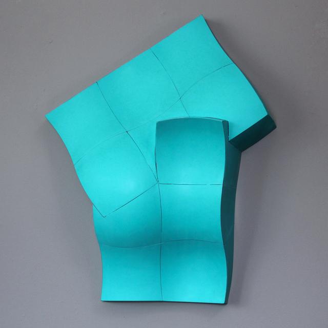 , 'Tessellation (Cyan),' , Momentum Gallery