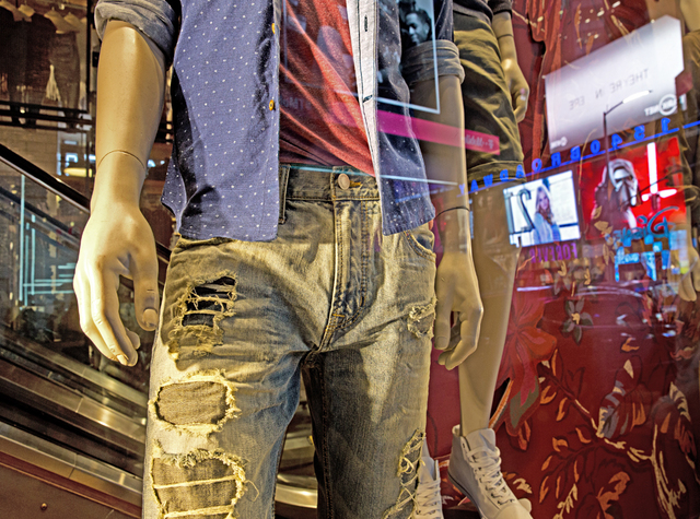 , 'Torn Jeans NYC,' , Soho Photo Gallery