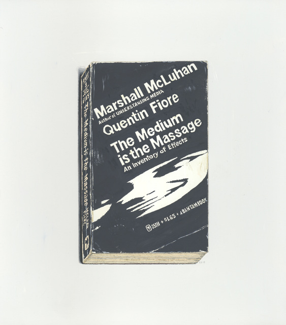 Richard Baker, 'The Medium is the Massage', 2019, Albert Merola Gallery
