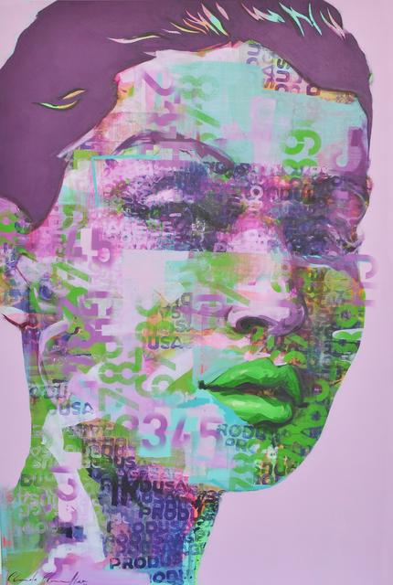 , ' 'Produsage',' 2018, Art on Avenues