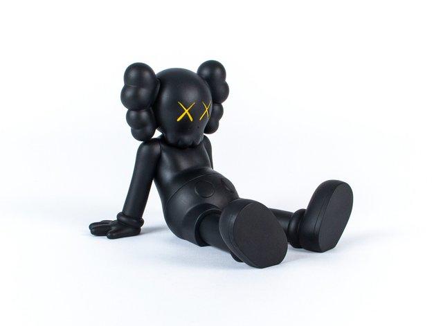 , 'KAWS:HOLIDAY Black,' 2019, Gin Huang Gallery