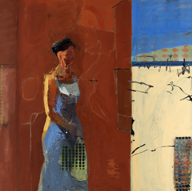 , 'Museum,' 2018, Sue Greenwood Fine Art