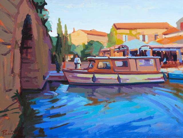 , 'Bridge Canal Le Somail,' 2018, ArtProv Gallery