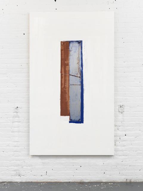 , 'Untitled (Evening),' 2016, Almine Rech
