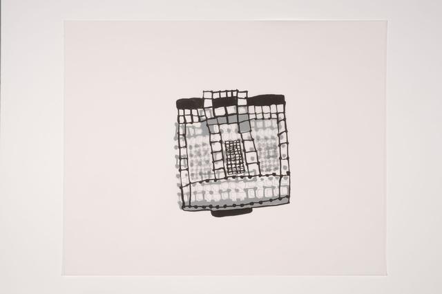 , 'Building,' 2010, Shulamit Nazarian