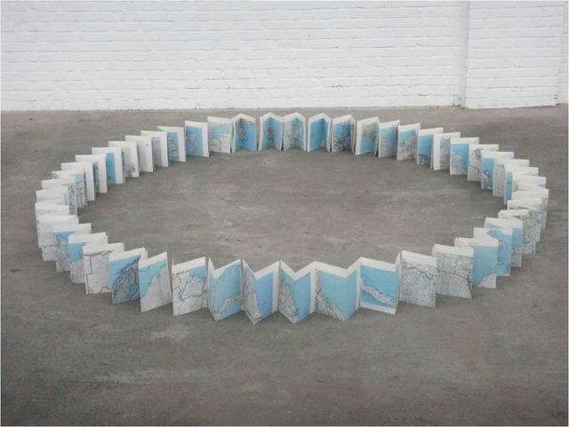 , 'Atlas,' 2011, Galería OMR
