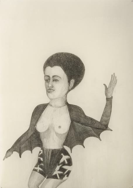 , 'Seres de Ulratumba,' 2012, Hieronymus