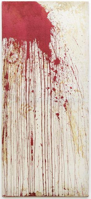 , 'Relikt, überschüttet,' 2013, Galerie Elisabeth & Klaus Thoman